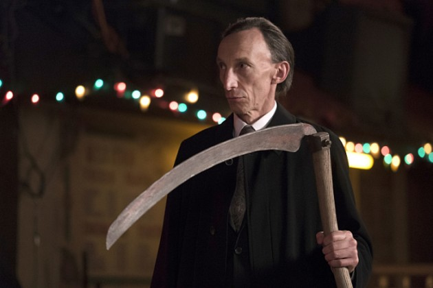 Julian Richings as Death in Supernatural 10x23 'Brother's Keeper'