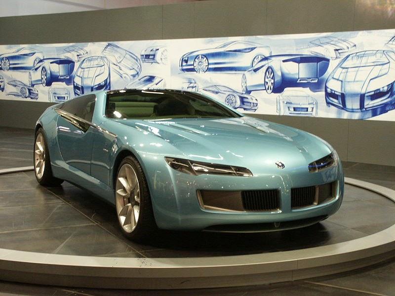 Marque de voiture italienne Bertone
