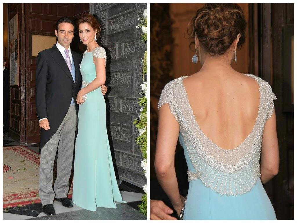 Vestidos de famosas para ir de boda