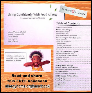Free Food Allergy Guidebook