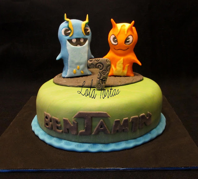 Torta BajoTerra - SlugTerra