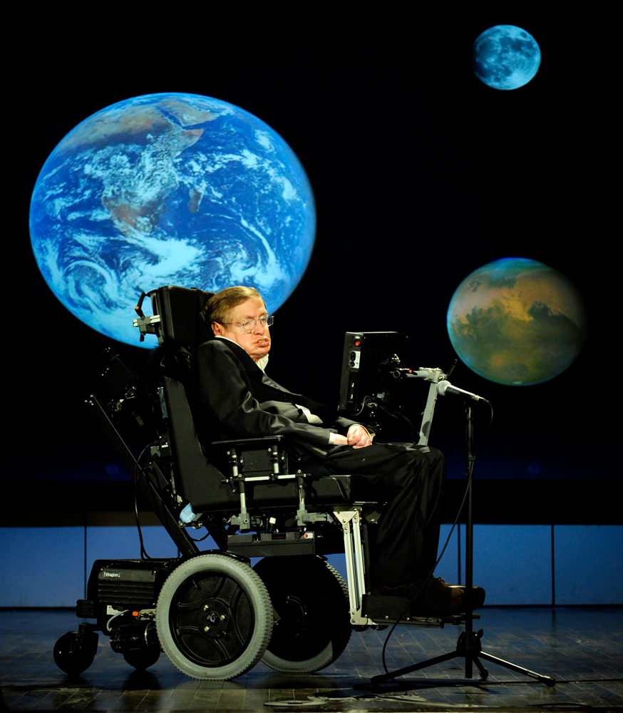 the life and works of stephen hawking Physicist stephen hawking is more convinced than ever that humans are not the only intelligent life form in the universe hawking details his quest to find.