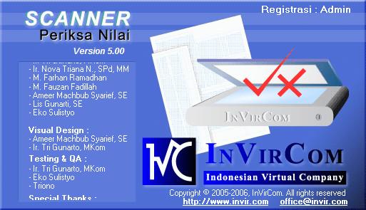 Software Murah Jual Software Scanner Periksa Nilai V5