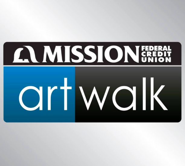 Don't miss the 33rd Annual Mission Federal ArtWalk - April 29 & 30!