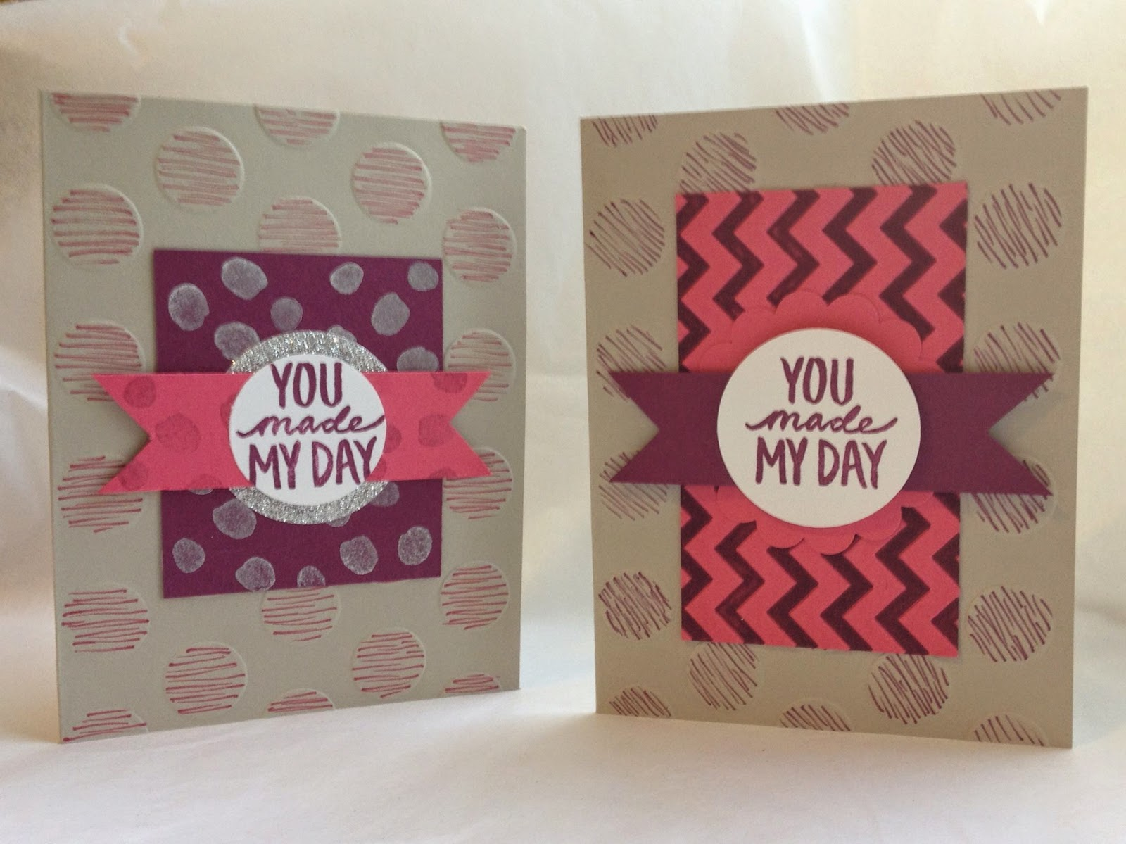 Stampin Up Sale-a-Bration 2015 MidnightCrafting Best Day Ever