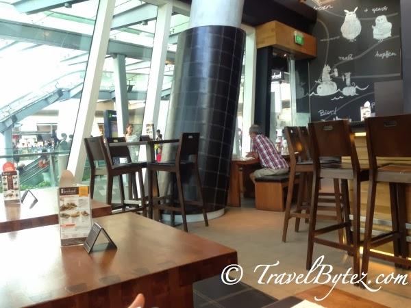 Brotzeit German Bier Bar and Restaurant (Star Vista)