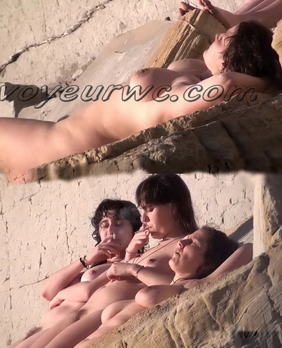 Nude Euro Beaches 13 (Hidden Cam Nude Beach)