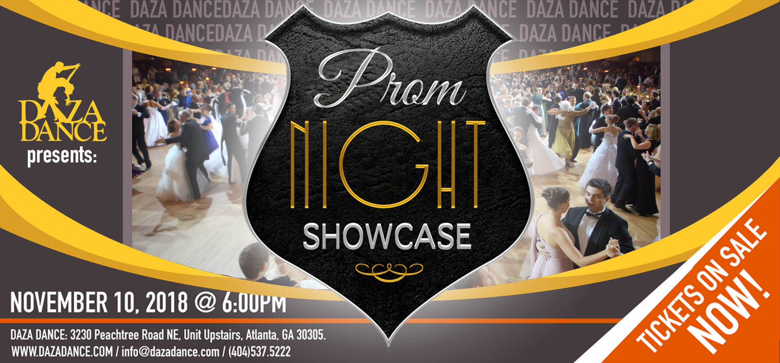 "CLICK HERE to purchase your ""PROM NIGHT"" Showcase Tickets"