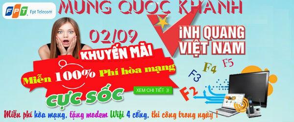Lap Mang FPT Thang 9/2015