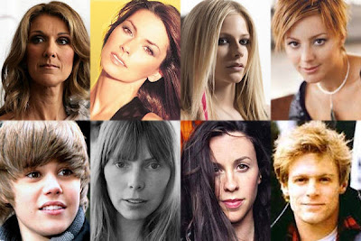 Female Canadian Singers - Wailing Banshees