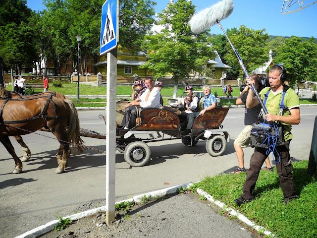 Oleh Skrypka, Ukrainian Television
