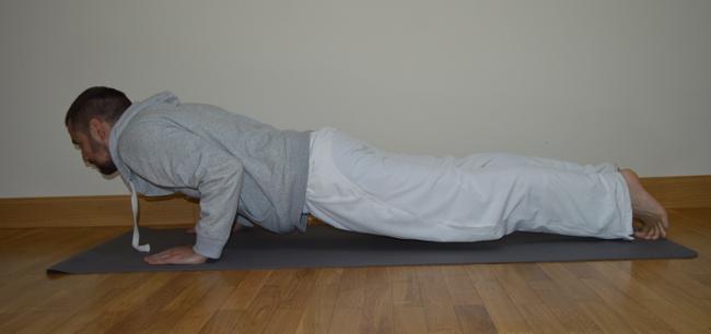 Yogic push ups