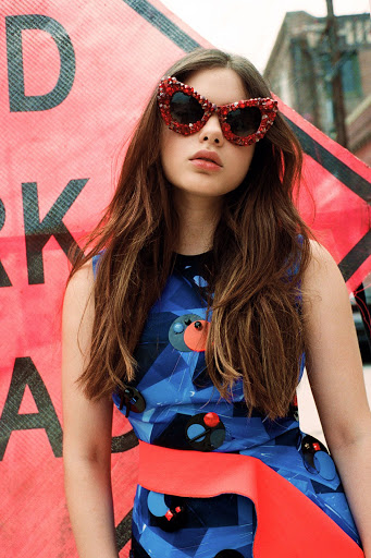 Odeya Rush Nylon Magazine October 2015 Photo shoot