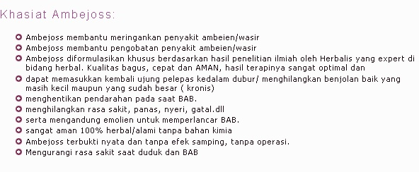 Jual Obat BAB Berdarah Di Langkat (Telp/SMS) 082326813507