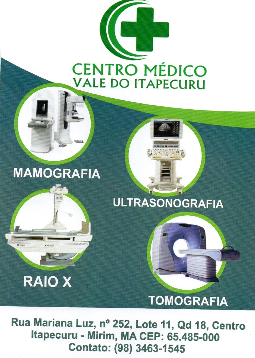 CENTRO MÉDICO VALE DO ITAPECURU