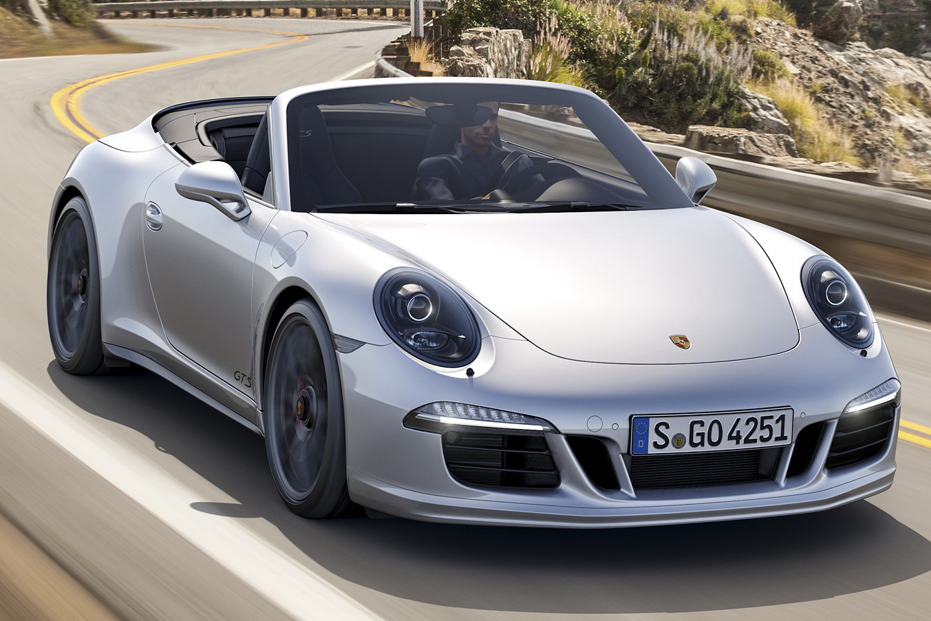 the new 2015 porsche 911 gts models all four of them w video. Black Bedroom Furniture Sets. Home Design Ideas