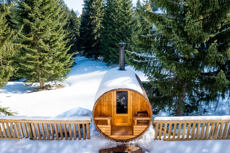 Photography Course in Luxury Alpine Lodge