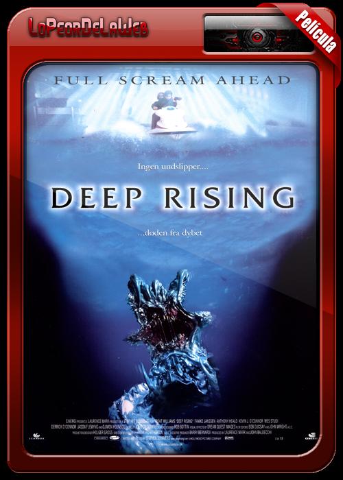 Deep Rising (Aguaviva) (1998) [BrRip | Dual | Mega]
