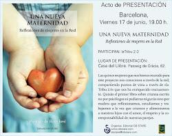 """Libro """"Una nueva maternidad"""""""