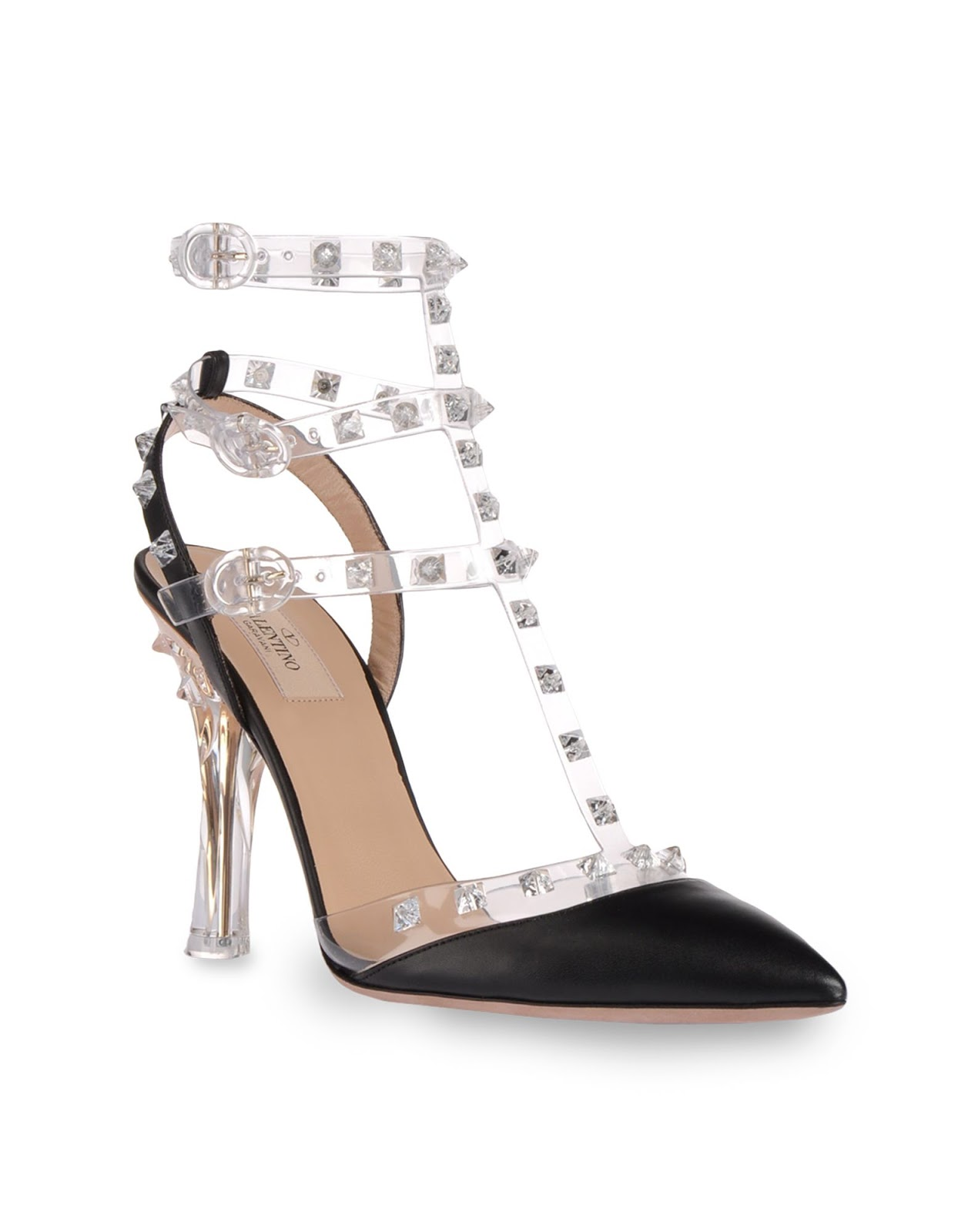 My Code of Style: Valentino studded-shoes