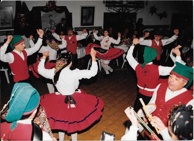 Centro Equestre da Lezíria Grande Vila Franca de Xira Grupo Folclorico Ribatejano 1997