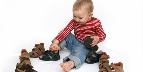 Brincadeira Volta às Aulas Confusão dos Sapatos