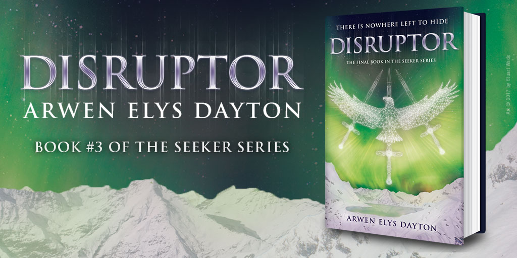 Blog Tour: Disruptor
