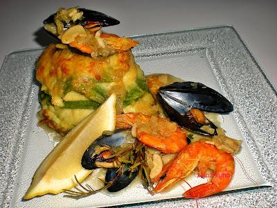 morska lasagna, recept lazanja, recepti lazanja, recepti lasagna, recept morska lazanja