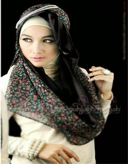 Dernier style hijab