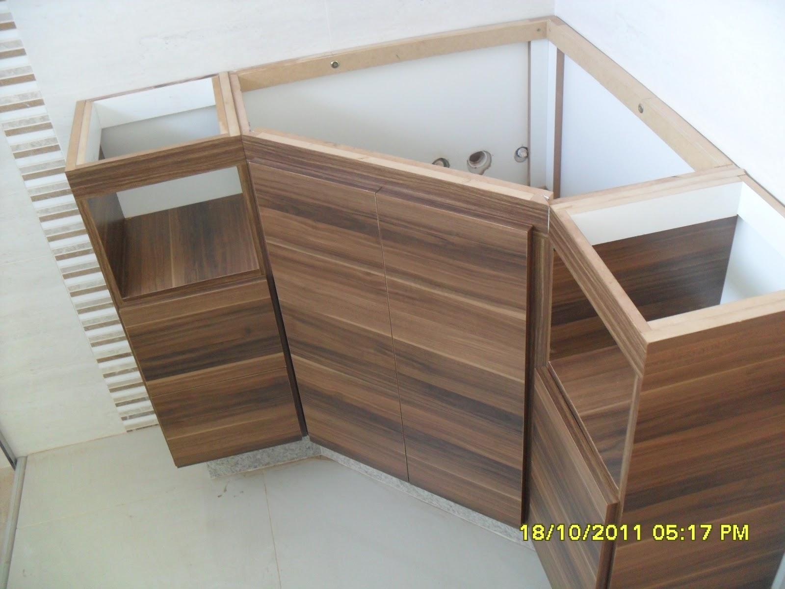 Marcenaria Castor: Banheiros e Lavabos #9D9E2D 1600 1200