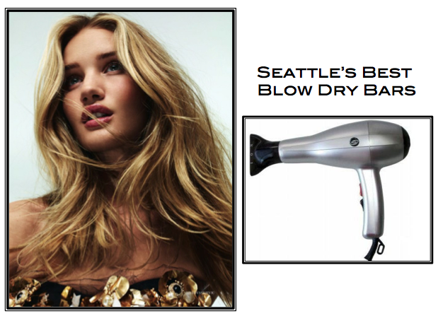 The Best Blow Out In Seattle Sydney Loves Fashion