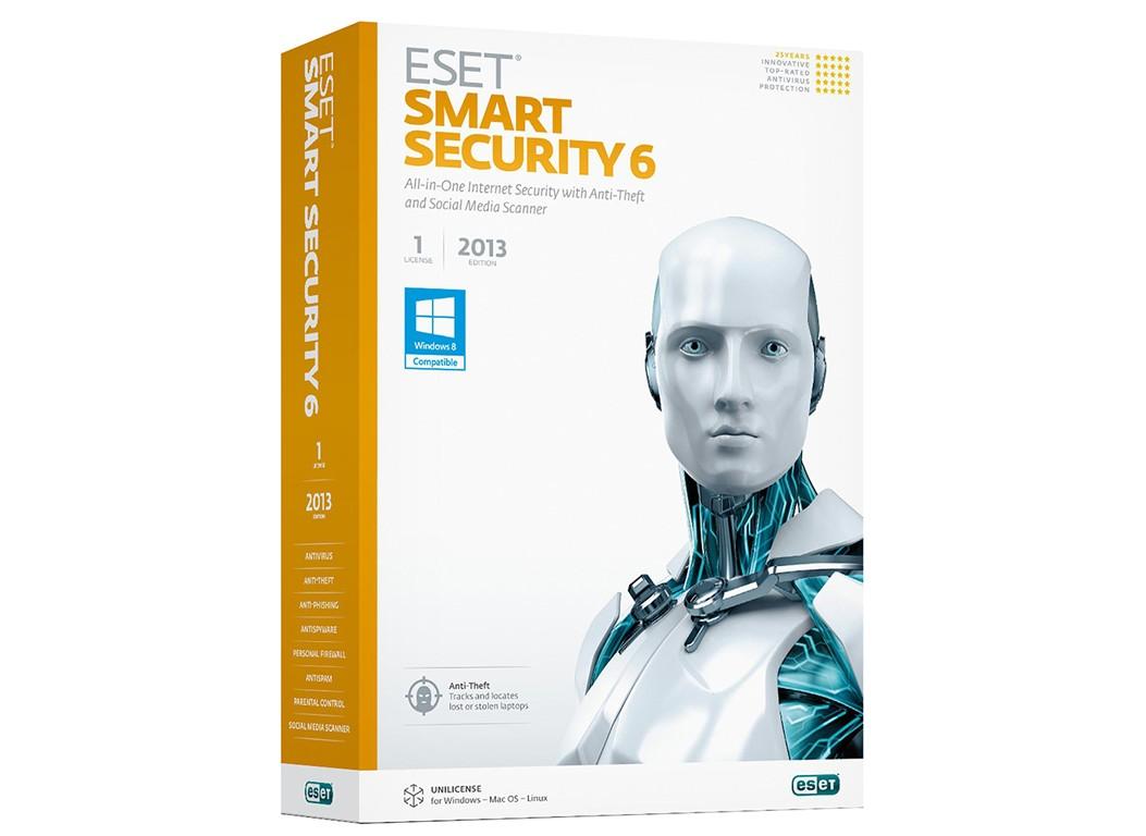 crack eset smart security 9