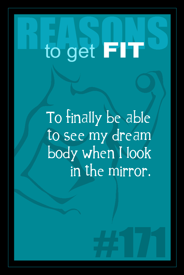 365 Reasons to Get Fit #171