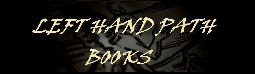 Left Hand Path Books Blog