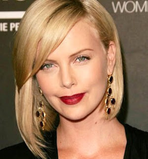 look charlize theron
