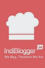 Blogging on Indiblogger
