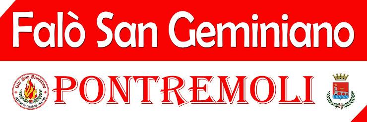 Falò di San Geminiano