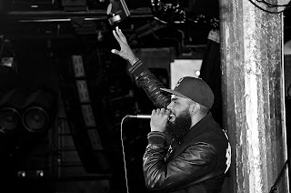 Stalley en concert a Paris