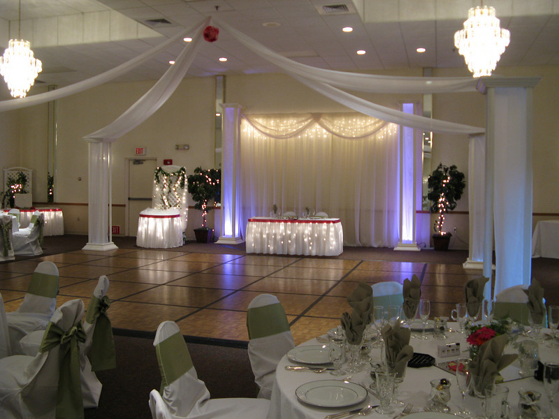 the best wedding decorations wedding dance floor
