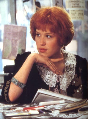 Pretty in Pink, Molly Ringwald