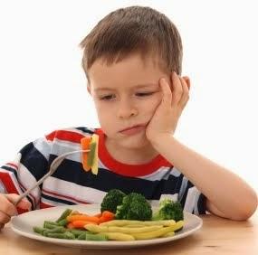 penyebab anak susah mau makan