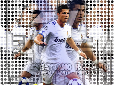 2011 cr7 wallpaper