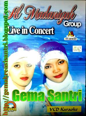 almadaniyah-Gema Santri
