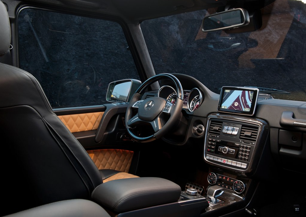 2014 mercedes benz g class interior - Mercedes Benz Suv 2014 Interior