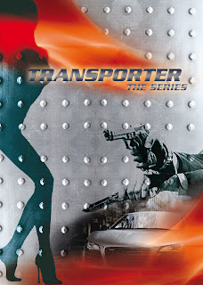 TransporterPoster Transporter: The Series S01E08   HDTV AVI + RMVB Legendado