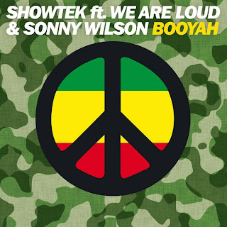 Showtek - Booyah (ft. We Are Loud & Sonny Wilson)