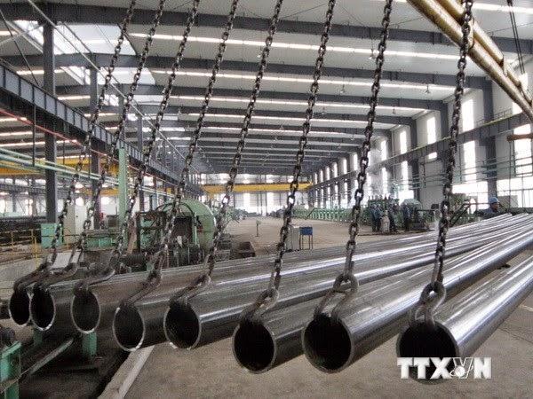 Xuất khẩu thép của Trung Quốc sẽ giảm do không được hưởng ưu đãi