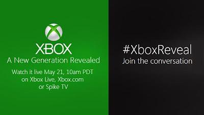 """Microsoft confirmó lo que hasta ahora se mantuvo como rumor: el 21 de mayo realizará un evento titulado """"Xbox, una nueva generación revelada"""", en el que se espera que sea anunciada la versión de la consola Xbox que competirá con PlayStation 4. A través de una página especial, Microsoft anunció que el 21 de mayo se realizará el evento en cuestión, y que la transmisión se hará en vivo a través de Xbox Live y Xbox.com. Por otro lado, en el sitio de Major Nelson, quien es director de programación para Xbox Live, apareció una cuenta regresiva para el día"""