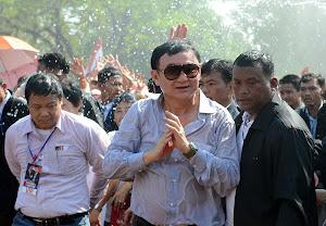 Thaksin may visit Hun Sen /ทักษิณอาจเข้าเยี่ยมชมฮุนเซน他信可能訪問洪森