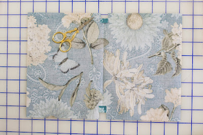 Shabby Fabrics | Fabric Covered Journals